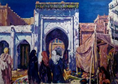 301 Sur de Marruecos 116 x 146 cms